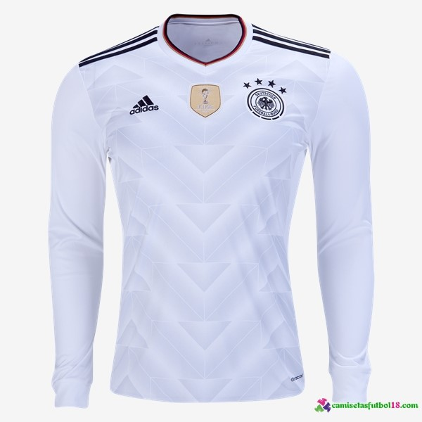 Camiseta 1ª Kit ML Alemania 2017